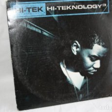 Discos de vinilo: DISCO VINILO DOBLE LP - HI TEK - HI TEKNOLOGY 3 - UNDERGROUND . Lote 88286600