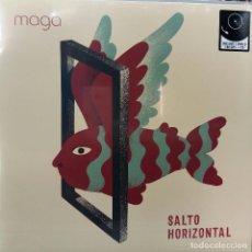 Discos de vinilo: MAGA - SALTO HORIZONTAL - EDICION LIMITADA VINILO 180GRS MAS CD. Lote 88306824