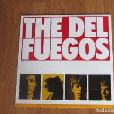Discos de vinilo: THE DEL FUEGOS - THE LONGEST DAY - SLASH RECORDS - SPAIN - T- . Lote 88321944