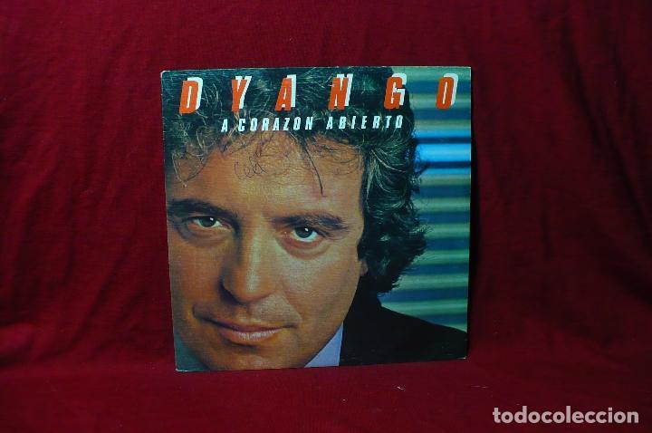 DYANGO / CORAZÓN MÁGICO / A VD. SEÑORA / EMI 006 1219507 / 1983. (Música - Discos - Singles Vinilo - Solistas Españoles de los 70 a la actualidad)