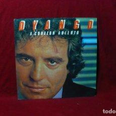 Discos de vinilo: DYANGO / CORAZÓN MÁGICO / A VD. SEÑORA / EMI 006 1219507 / 1983.. Lote 88347504
