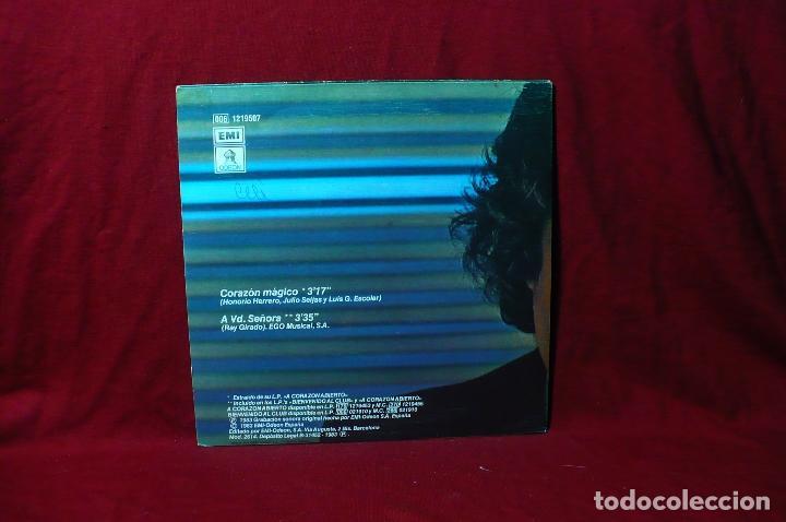 Discos de vinilo: dyango / corazón mágico / a vd. señora / emi 006 1219507 / 1983. - Foto 2 - 88347504