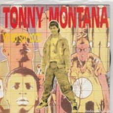Discos de vinilo: TONNY MONTANA / YO NO SOY LOCO / YO LA AMO YO LA QUIERO (SINGLE). Lote 88350452