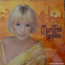 Discos de vinilo: MARI TRINI, ESPEJISMOS. LP COMO NUEVO. Lote 88356448