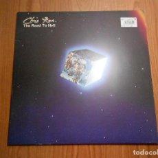 Discos de vinilo: LP CHRIS REA (THE ROAD TO HELL) WEA-1989 - ALEMANIA (EXCELENTE ESTADO). Lote 88359664