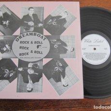 Discos de vinilo: DREAMBOAT. ROCK & ROLL. RARE ORIGINAL EARLY ROCKERS. ROCKABILLY.. Lote 88364220