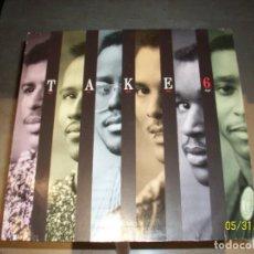 Discos de vinilo: TAKE 6-. Lote 88368016