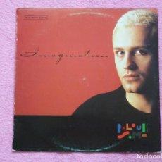 Discos de vinilo: BELOUIS SOME,IMAGINATION EDICION ESPAÑOLA DEL 85 PROMO. Lote 88380344