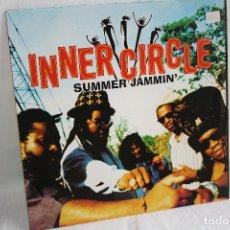 Discos de vinilo: DISCO VINILO MAXI SINGLE - INNER CIRCLE SUMMER JAMMIN' - MADE IN GERMANY 1994. Lote 88380432