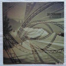 Discos de vinilo: SR. CHINARRO - '' EL PROGRESO '' LP 2016 SPAIN SEALED. Lote 88458496