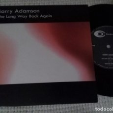 Discos de vinilo: BARRY ADAMSON - '' THE LONG WAY BACK AGAIN '' SINGLE 7'' 45 RPM 2006 UK. Lote 88495848