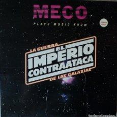 Discos de vinilo: MECO - EL IMPERIO CONTRAATACA - EDICIÓN DE 1980 DE ESPAÑA. Lote 88505768