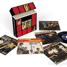 Discos de vinilo: CAJA DE SINGLES SMALL FACES FRENCH EPS. Lote 94111552