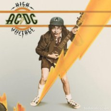 Discos de vinilo: LP AC/DC HIGH VOLTAGE VINILO HEAVY METAL. Lote 88620552