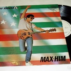 Discos de vinilo: MAX-HIM ?– LADY FANTASY 1985 MAXI- SINGLE. Lote 88645944