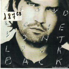 Disques de vinyle: LLOYD COLE - DON'T LOOK BACK / BLAME MARY JANE (SINGLE INGLES, POLYDOR 1990). Lote 88767192