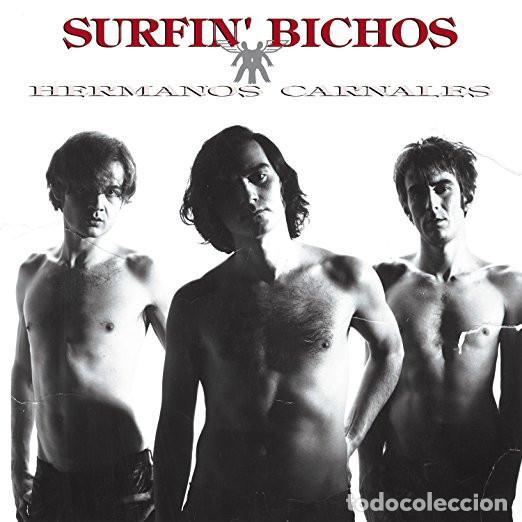 2LP SURFIN BICHOS HERMANOS CARNALES VINILO +2 CD (Música - Discos de Vinilo - EPs - Grupos Españoles de los 90 a la actualidad)