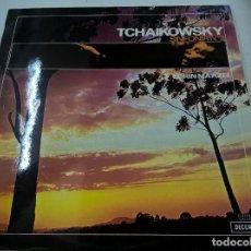 Discos de vinilo: TCHAIKOVSKY-SINFONIA Nº 2-FILARMONICA DE VIENA-LORIN MAAZEL-LP-DECCA-SXL 6162-N. Lote 88795348