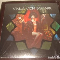 Discos de vinilo: LP VINILA VON BISMARK A PLACE WITH NO NAME SUBTERFUGE AÑO 2014. Lote 88798072