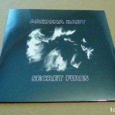 Discos de vinilo: ARIZONA BABY - SECRET FIRES (LP 2014, SUBTERFUGE RECORDS 210076SUB) NUEVO. Lote 88801356