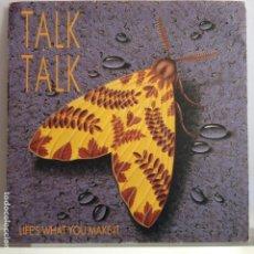 Discos de vinilo: TALK TALK - LIFE´S WHAT YOU MAKE IT - NUEVO PROMO ESPAÑOL. Lote 88825772