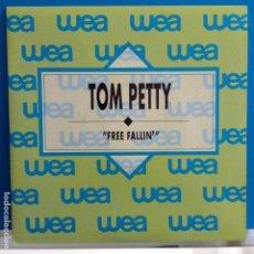 Discos de vinil: TOM PETTY - FREE FALLIN / FREE FALLIN - NUEVO PROMO ESPAÑOL. Lote 88826144