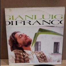 Discos de vinilo: GIANLUIGI DI FRANCO. MISMO TÍTULO. LP / ZAFIRO - 1988 / MBC. ***/***. Lote 88837800