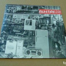 Discos de vinilo: FRACCION DDP - LA EXTRAÑA HISTORIA DE FRACCIÓN DDP (LP 2016, LEMURIA MUSIC MU-036) NUEVO. Lote 88842776