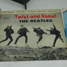 Discos de vinilo: SINGLES THE BEATLES. Lote 88853536