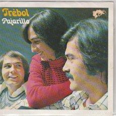 Disques de vinyle: TREBOL / PAJARILLO / MIENTRAS TODO EL MUNDO SE ENAMORA (SINGLE 1974). Lote 88854024