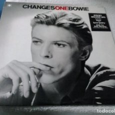 Discos de vinilo: DAVID BOWIE: GHANGES ONE. GREATEST HITS. RCA CPL1.1732. CANADÁ.. Lote 88868792