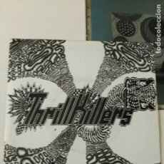 Discos de vinilo: THRILLERS NATURAL DESELECTION SINGLE EP. Lote 88886528