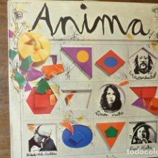 Discos de vinilo: ANIMA.- S/T (KRAUTROCK-REEDICIÓN DE ÉPOCA) FREE MUSIC!!!. Lote 88897836