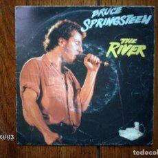 Discos de vinilo: BRUCE SPRINGSTEEN - THE RIVER + RAMROD . Lote 88908520