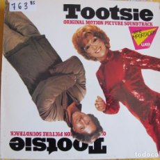 Discos de vinilo: LP - TOOTSIE - BSO. MUSIC BY DAVE GRUSIN (GERMANY, WB RECORDS 1983). Lote 88911816