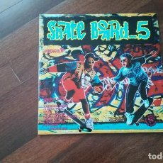 Discos de vinilo: SKATE BOARD 5- 2 LP. Lote 88918592