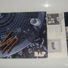 Discos de vinilo: LP - BAP - ZWESCHE SALZJEBACK UN BIER - BAP - GATEFOLD. Lote 88920260