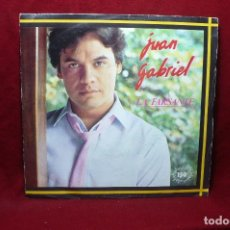 Discos de vinilo: JUAN GABRIEL / LA FARSANTE / CARAY / ARIOLA, PROMOCIOL, 1983.. Lote 88939904