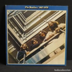 Discos de vinilo: DISCO VINILO DOBLE LP THE BEATLES 1967/1970. Lote 88944304