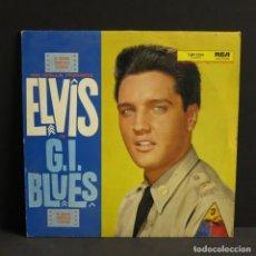 Discos de vinilo: LP. ELVIS PRESLEY - G.I. BLUES. DISCO DE VINILO. Lote 88944924