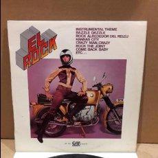 Discos de vinilo: EL ROCK. VARIOS INTÉRPRETES. LP / GRAMUSIC - 1979 / MBC. ***/***. Lote 88946388