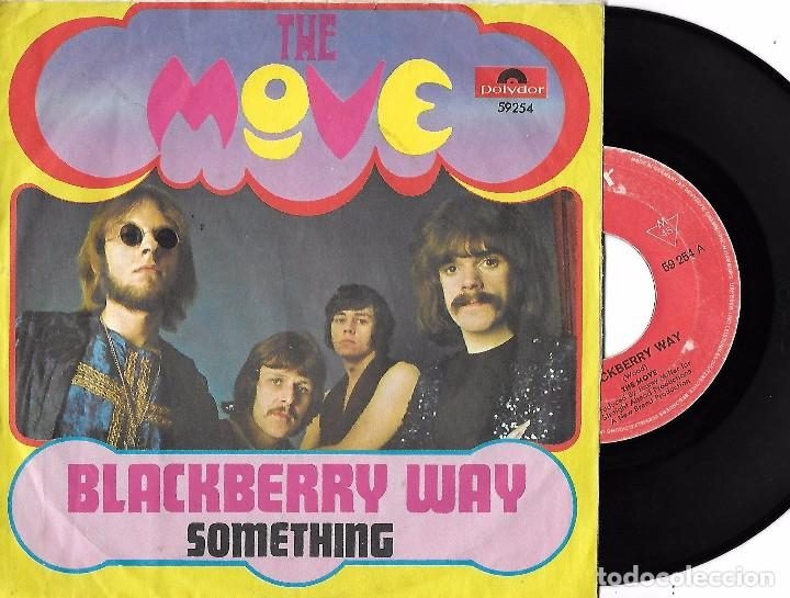 Discos de vinilo: MOVE, THE: BLACKBERRY WAY / SOMETHING - Foto 1 - 88948112