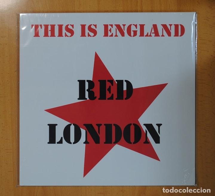 RED LONDON - THIS IS ENGLAND - LP (Música - Discos - LP Vinilo - Punk - Hard Core)