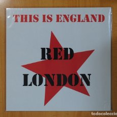 Discos de vinilo: RED LONDON - THIS IS ENGLAND - LP. Lote 88971867