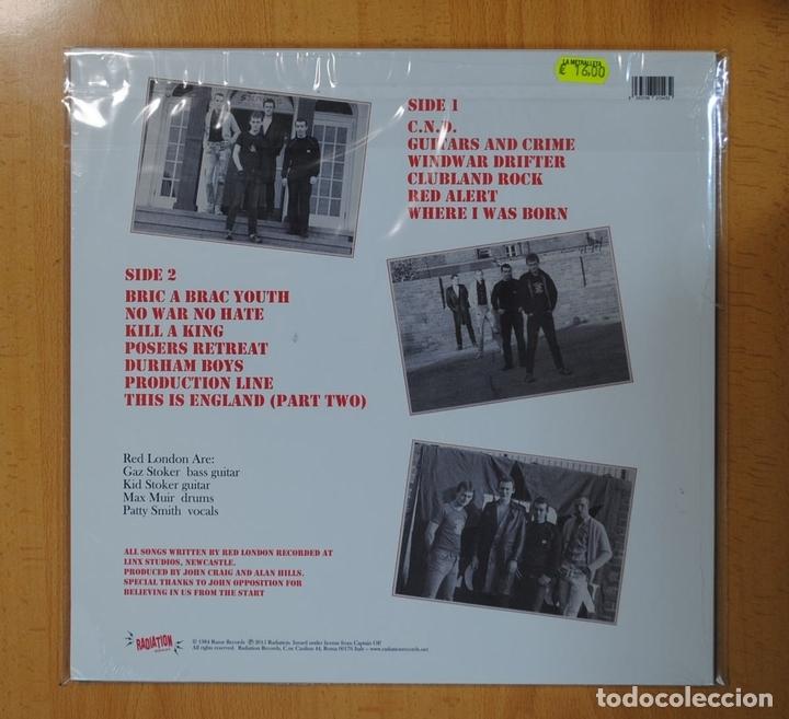 Discos de vinilo: RED LONDON - THIS IS ENGLAND - LP - Foto 2 - 88971867