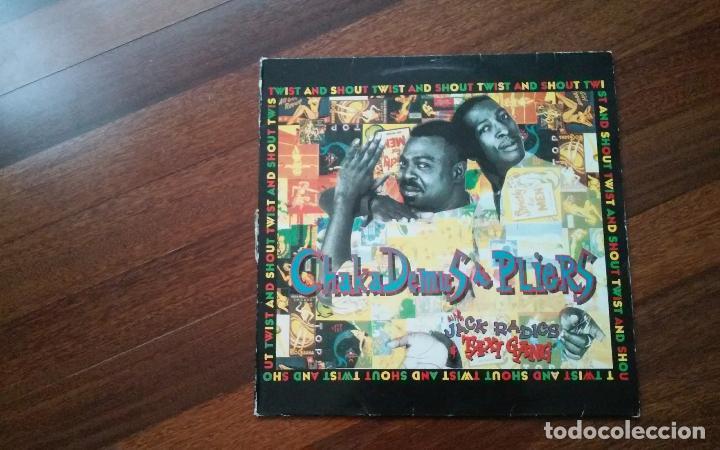 CHAKA DEMUS & PLIERS-TWIST AND SHOUT.MAXI (Música - Discos de Vinilo - Maxi Singles - Reggae - Ska)