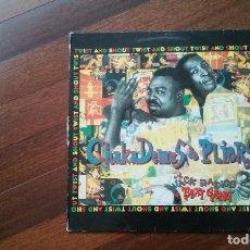 Discos de vinilo: CHAKA DEMUS & PLIERS-TWIST AND SHOUT.MAXI. Lote 88975928