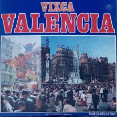 Discos de vinilo: VIXCA VALENCIA. RONDALLA VALENCIANA. PILARETA GARCIA. VENT DE TOARENT. CORS D´ALCASSER... DOBLE LP. Lote 88977072