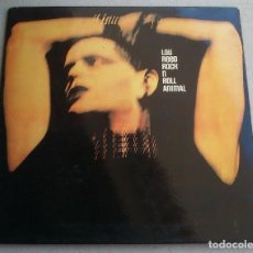 Discos de vinilo: LOU REED - ROCK 'N' ROLL ANIMAL - LP - 1974. Lote 89010776