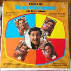 Discos de vinilo: EXITOS DE TORREBRUNO EN TELEVISION . Lote 89019504